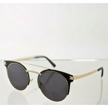 Bob Sdrunk Isotta/S 101/102 Black & Gold Sunglasses