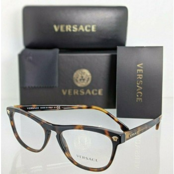 Versace VE 3260 5267 Tortoise & Gold Eyeglasses