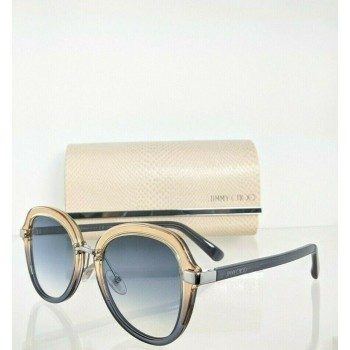Jimmy Choo Dree/S 2F708 Gold & Blue Sunglasses