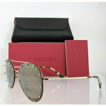 Valentino VA2013 3003/5A Gold Sunglasses