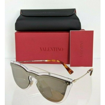 Valentino VA4008 5024/5A Gold Sunglasses