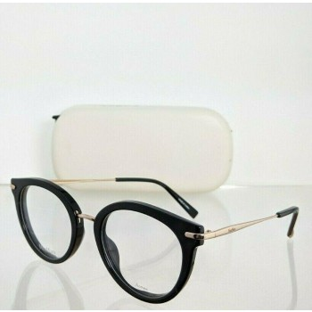 MaxMara MM-1319-2M2 Black & Gold Eyeglasses