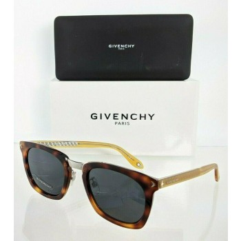 Givenchy GV 7065/S SX7IR Brown & Light Honey Sunglasses