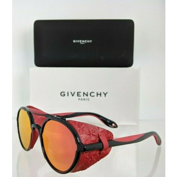 Givenchy GV 7038/S TFDUZ Red & Black Sunglasses