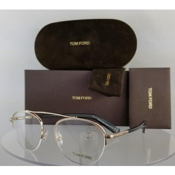 Tom Ford FT5451 28 Gold/Black Eyeglasses