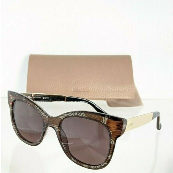 Maxmara MM Textile Y4D70 Multicolored with Gold Sunglasses