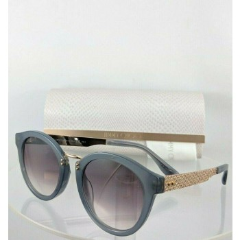 Jimmy Choo Pepy/S Uz1J8 Grey Gold Sunglasses