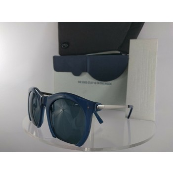 Grey Ant Carl Zeiss Blue Optics Public Light Blue Sunglasses 48mm