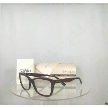 Jimmy Choo JC 61 86L Brown Eyeglasses