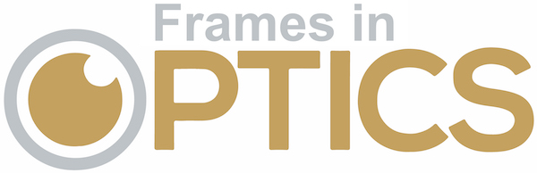 Frames in Optics